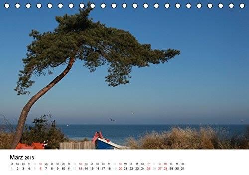 Kalender Usedomfotos 2016 - Fischerstrand Zempin
