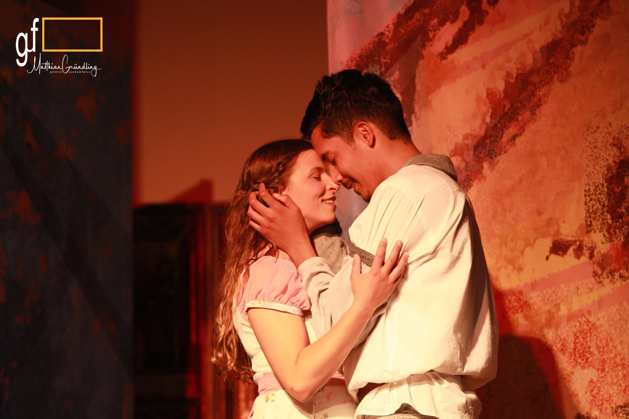 Romeo & Julia Klassik am Meer